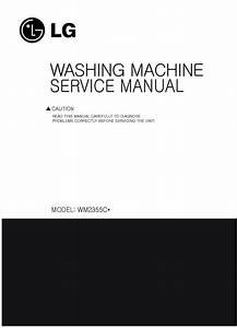 Lg Wm2355cs Service Manual  U2014 View Online Or Download