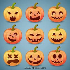 Visage Citrouille Halloween :  ~ Nature-et-papiers.com Idées de Décoration