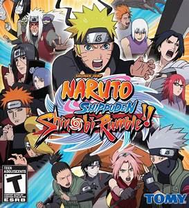 Naruto Shippuden Shinobi Rumble Game Giant Bomb