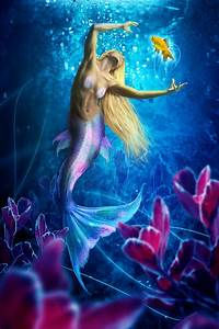 Alice  Moonbathing Mermaid