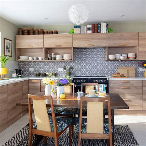 family friendly mid century inspired kitchen diner makeover