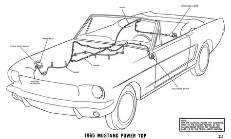 Mustang Ignition Wiring Engine Diagram