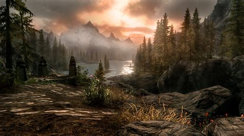 skyrim game awesome hd wallpapers  hd wallpapers
