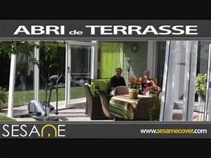 Abri De Terrasse Rideau : abri de terrasse s same pergola et v randa telescopique ~ Premium-room.com Idées de Décoration