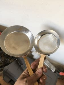 trials  refurbishing   tinning copper cookware house copper cookware