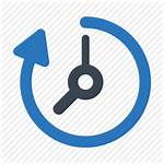 Icon Management Efficiency Clock Icons Hours Startech
