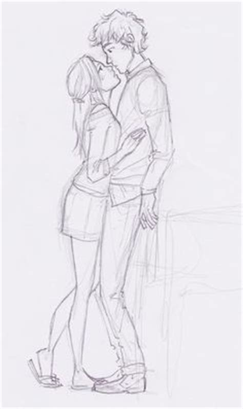The 25+ best Cute couple sketches ideas on Pinterest ...