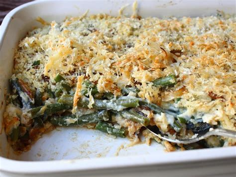 green bean casserole recipe thanksgiving green bean side dish