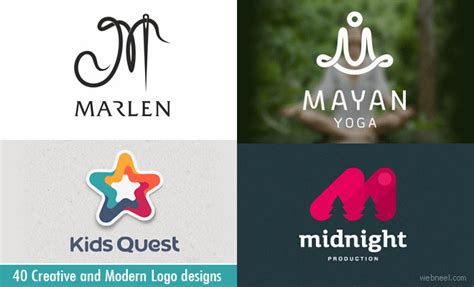modern logo design 40 modern and creative logo design exles for your