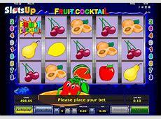 Fruit Cocktail Slot Machine Online ᐈ Novomatic™ Casino Slots