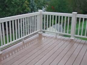 Home Depot Treated Deck Boards by Mike Jansen Custom Cedar Decks Composite Amp Cedar Deck