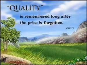 Quality Slogans... Slogan Inspirational Quotes