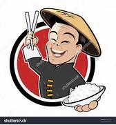 Chinese Food Cartoon S...