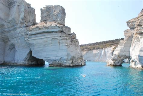 Sailing Around Milos Travel Greece Travel Europe