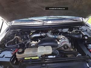 2000 Ford F250 Lariat 7  3l Diesel 4x4 Crew Cab Very Runs Make Offer