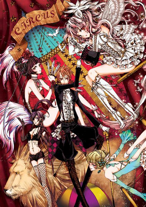 circus zerochan anime image board