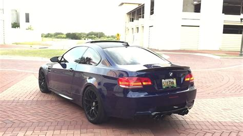 Bmw E92 For Sale by Bmw E92 M3 For Sale With M Performance Exhaust