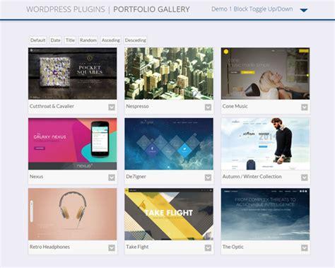 wordpress portfolio 9 best portfolio plugins developer s feed
