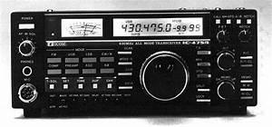 Icom -- Ic-475h