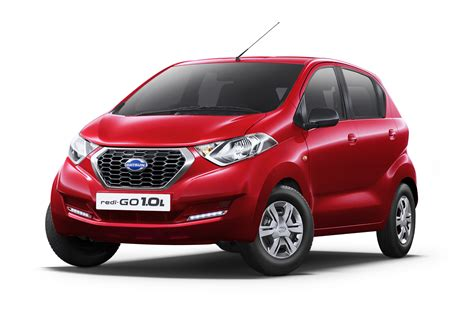 Datsun Car : Datsun Redi-go 1.0l Amt Launched; Priced In India At Inr 3