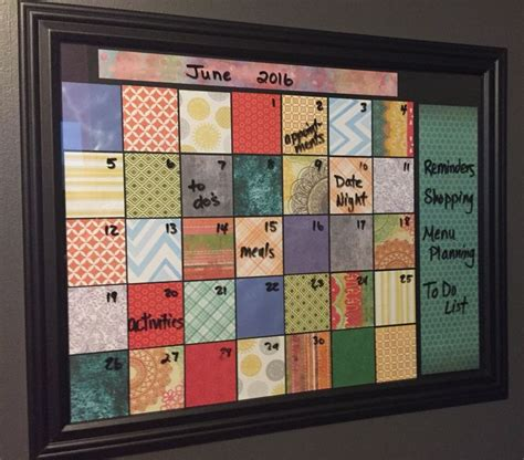 kitchen calendar organizer 25 best ideas about wall planner on cork 3307