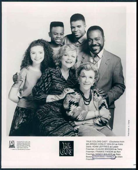 true colors tv show true colors cast photo sitcoms photo galleries