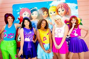 LEGO Friends to the Rescue - Thrillz - The Ultimate Theme
