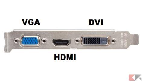 Ingresso Hdmi Pc by Collegare Due Monitor Al Pc Guida Completa