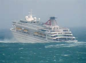 Cruise Ship Disasters Accidents