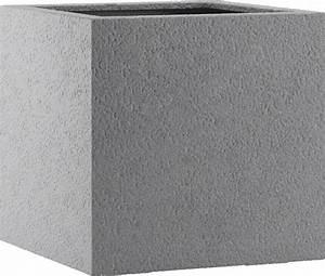 Pflanzkübel Beton Hoch : fiberglas pflanzk bel esteras lisburn basalt grey 47cm hoch ~ Whattoseeinmadrid.com Haus und Dekorationen