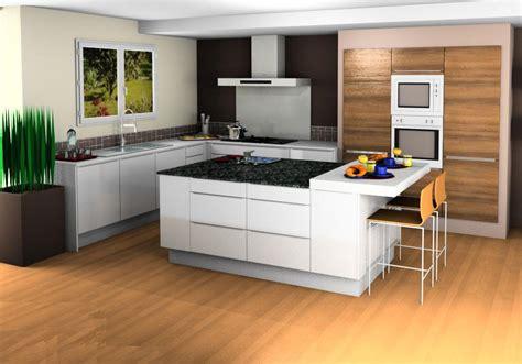 faire un plan de cuisine en 3d gratuit cuisine plan 3d