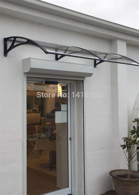ds axcmaluminum bracket  pc sheet polycarbonate awninghome  entrance
