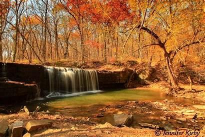 Fall Park State Autumn Nerstrand Hidden Falls
