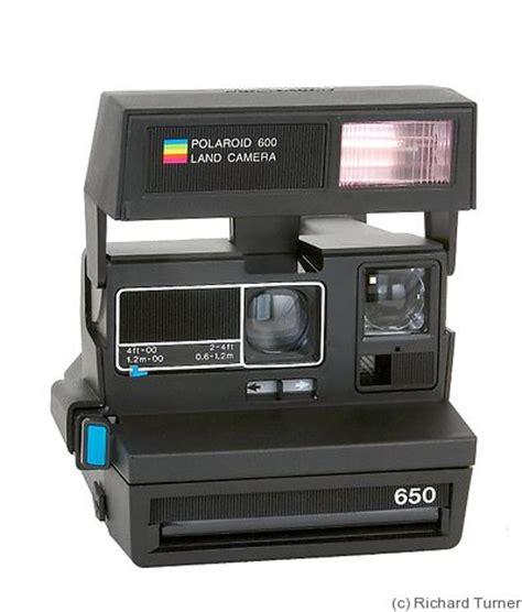 Polaroid Value Polaroid Polaroid 650 Price Guide Estimate A Value