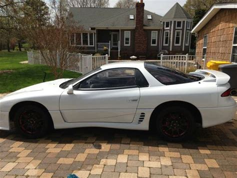 Find Used 1991 Mitsubishi 3000gt Sl Coupe 2-door 3.0l In