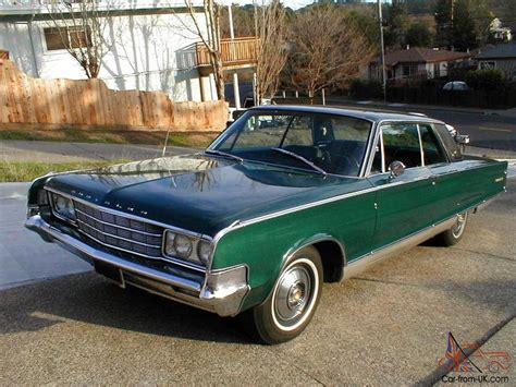 1965 Chrysler New Yorker by 1965 Chrysler New Yorker 2 Door 76k California Car