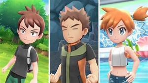 Explore the World of Pokémon: Let's Go, Pikachu! and Let's ...