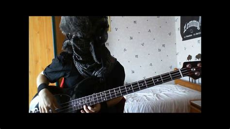 For Whom The Bell Tolls Bass Cover by Metallica For Whom The Bell Tolls Bass Cover Youtube