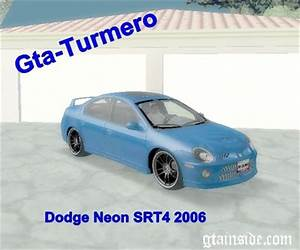 GTA San Andreas 2006 Dodge Neon SRT4 Mod GTAinside
