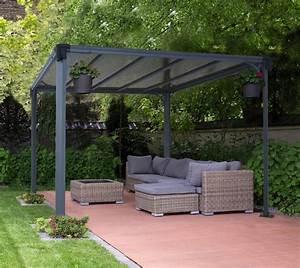 Pavillon Mit Festem Dach : metall pavillon mit festem dach cheap so werden ~ Michelbontemps.com Haus und Dekorationen