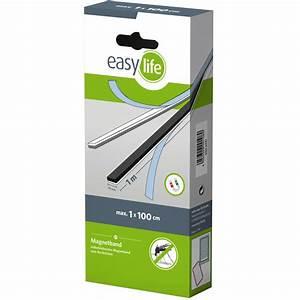 Magnetband Selbstklebend Baumarkt : easy life zubeh r insektenschutz magnetband selbstklebend ~ Watch28wear.com Haus und Dekorationen