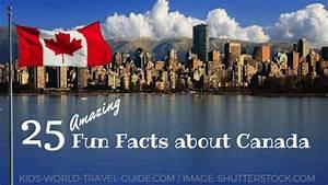 Canada Facts  25 Interesting  U0026 Fun Facts