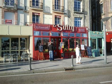 restaurant du port dieppe sully