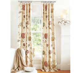 margaritte embroidered drape pottery barn