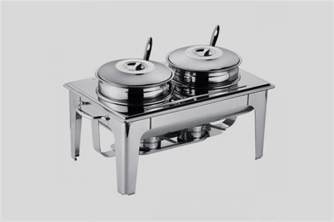 Stainless Steel Buffet Stove Food Warmer Chafing Dish
