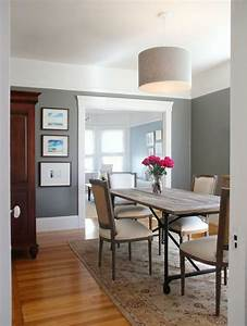 favorite paint color benjamin moore chelsea gray paint With gray dining room paint colors