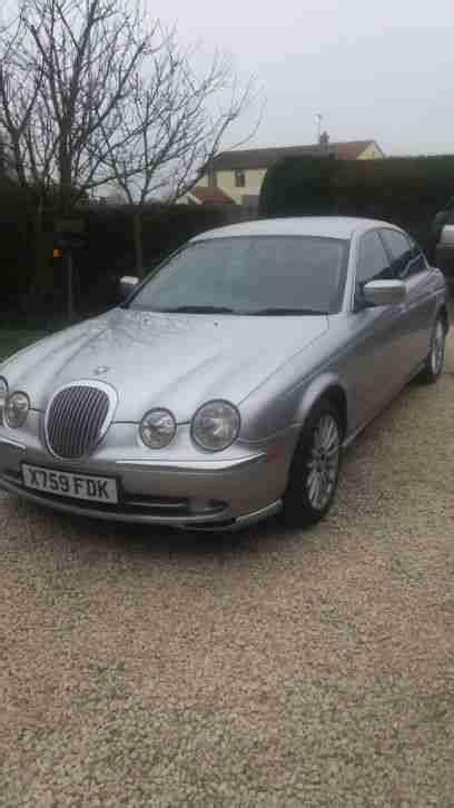 Jaguar 2000 S Type V6 Auto Silver Long Mot Vgc Throughout