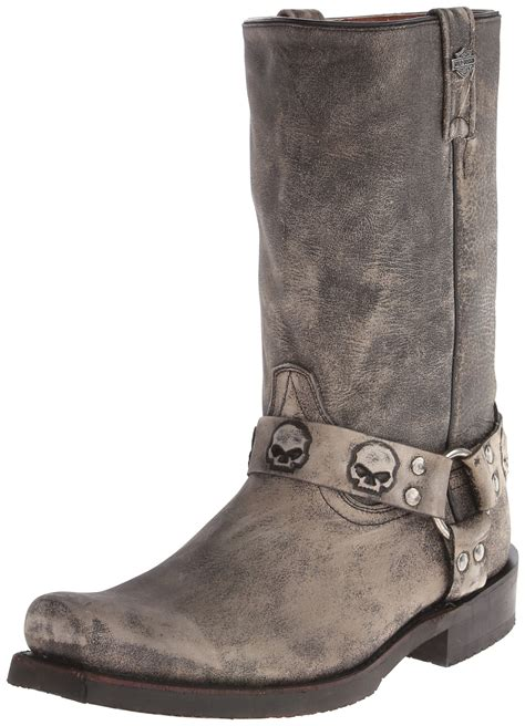 harley davidson mens rory harness boot