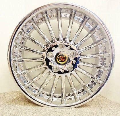 cadillac cts chrome wheels ebay