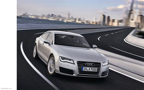 Audi A7 2018 Widescreen Exotic Car Wallpapers 14 Of 44